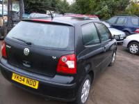 Volkswagen Polo (2001-2005) Разборочный номер B2572 #2