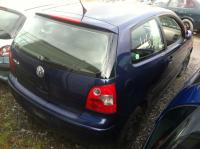 Volkswagen Polo (2001-2005) Разборочный номер L5816 #2