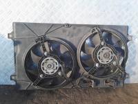 Вентилятор радиатора Volkswagen Sharan (1995-2000) Артикул 51711140 - Фото #1