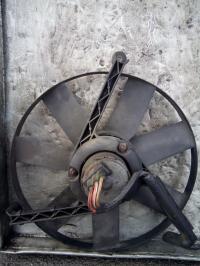 Вентилятор радиатора Volkswagen Sharan (1995-2000) Артикул 51743885 - Фото #1
