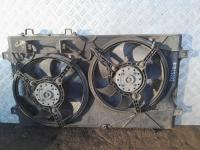 Вентилятор радиатора Volkswagen Sharan (1995-2000) Артикул 51829232 - Фото #1