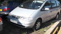 Volkswagen Sharan (1995-2000) Разборочный номер W7833 #2