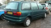 Volkswagen Sharan (1995-2000) Разборочный номер W8313 #1