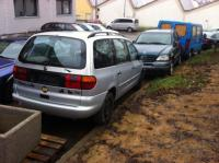 Volkswagen Sharan (1995-2000) Разборочный номер 47717 #2