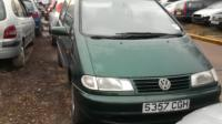 Volkswagen Sharan (1995-2000) Разборочный номер W8637 #2