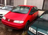 Volkswagen Sharan (1995-2000) Разборочный номер 49435 #1