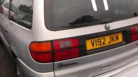 Volkswagen Sharan (1995-2000) Разборочный номер B2375 #2
