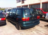 Volkswagen Sharan (1995-2000) Разборочный номер 51001 #1