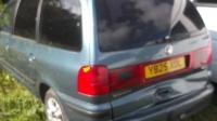 Volkswagen Sharan (2001-2010) Разборочный номер 49790 #1