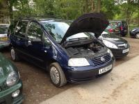Volkswagen Sharan (2001-2010) Разборочный номер W9711 #1
