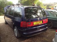 Volkswagen Sharan (2001-2010) Разборочный номер W9711 #2
