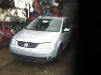 Volkswagen Touran Разборочный номер L5586 #1