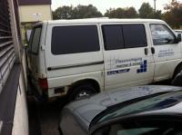 Volkswagen Transporter 4 Разборочный номер 46070 #2