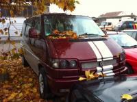 Volkswagen Transporter 4 Разборочный номер 46763 #2