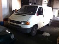 Volkswagen Transporter 4 Разборочный номер 48756 #2