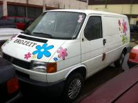 Volkswagen Transporter 4 Разборочный номер 49683 #1