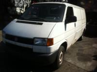 Volkswagen Transporter 4 Разборочный номер 50136 #1