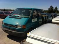 Volkswagen Transporter 4 Разборочный номер 50483 #1