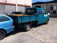 Volkswagen Transporter 4 Разборочный номер 50483 #2