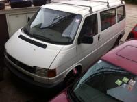 Volkswagen Transporter 4 Разборочный номер 50553 #1