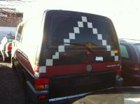 Volkswagen Transporter 4 Разборочный номер 52221 #1