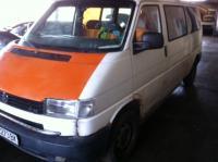 Volkswagen Transporter 4 Разборочный номер 52810 #1