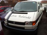 Volkswagen Transporter 4 Разборочный номер S0302 #2