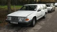 Volvo 760 Разборочный номер W8284 #1