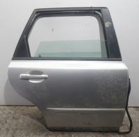 Стекло двери Volvo V50 Артикул 900072608 - Фото #1